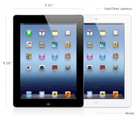Tablet Apple iPad 4 4G 32GB