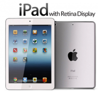 Tablet Apple iPad 4 Wifi 16GB no Paraguai