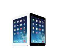 Tablet Apple iPad Air WiFi 64GB no Paraguai