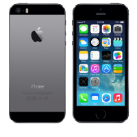 IPHONE 5S APPLE 32GB CINZ .