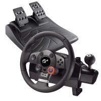 Joystick / Controle Logitech DRIVING FORCE GT no Paraguai