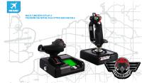 Joystick / Controle Saitek X52 PRO FLIGHT