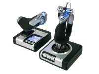Joystick / Controle Saitek X52 no Paraguai