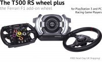 Joystick / Controle Thrustmaster T500 WHEEL (ADD ON)