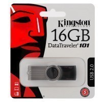 Pen Drive Kingston DT101 16GB no Paraguai