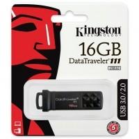 Pen Drive Kingston DT111 16GB no Paraguai