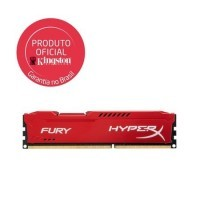 Memória para PC Kingston HYPERX FURY 8GB 1600MHZ