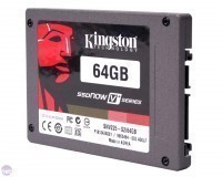 HD Kingston SSD 64GB no Paraguai