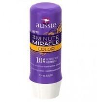 Máscara para Cabelo Aussie 3 Minute Miracle Color 236ML