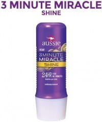 Máscara para Cabelo Aussie 3 Minute Miracle Shine 236ML