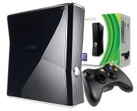 Console de Videogame Microsoft Xbox 360 Slim 4GB