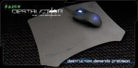 Mouse Pad Razer DESTRUCTOR no Paraguai