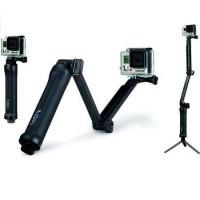 Outros Acessórios para Filmadora GoPro Bastão articulado 3 em 1 AFAEM-001