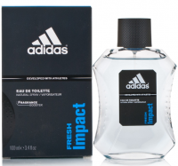 Perfume Adidas Fresh Impact Masculino 100ML no Paraguai