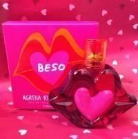 Perfume Agatha Ruiz De La Prada El Beso Feminino 50ML