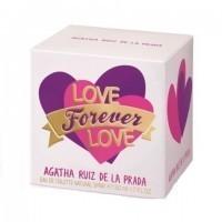 Perfume Agatha Ruiz De La Prada Love Forever Love Feminino 50ML