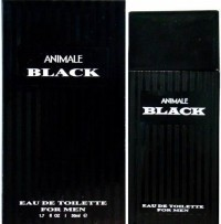 Perfume Animale Black Masculino 50ML