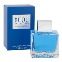 Perfume Antonio Banderas Blue Seduction Masculino 100ML