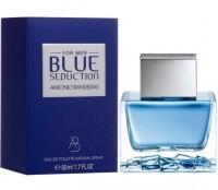 Perfume Antonio Banderas Blue Seduction Masculino 50ML