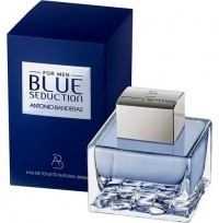 Perfume Antonio Banderas Blue Seduction Masculino 50ML