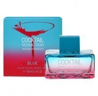 Perfume Antonio Banderas Cocktail Seduction Blue Feminino 100ML