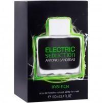 Perfume Antonio Banderas Electric Seduction In Black Masculino 100ML