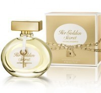 Perfume Antonio Banderas Her Golden Secret Feminino 50ML no Paraguai