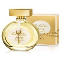 Perfume Antonio Banderas Her Golden Secret Feminino 80ML