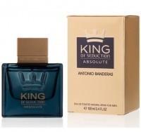 Perfume Antonio Banderas King Of Seduction Absolute Masculino 100ML