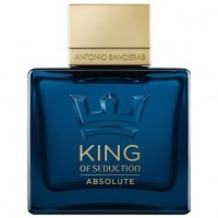 Perfume Antonio Banderas King Of Seduction Absolute Masculino 50ML