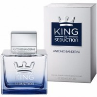 Perfume Antonio Banderas King Of Seduction Masculino 100ML