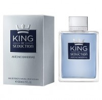 Perfume Antonio Banderas King Of Seduction Masculino 200ML