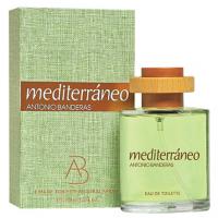 Perfume Antonio Banderas Mediterráneo Masculino 100ML