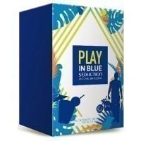 Perfume Antonio Banderas Play In Blue Seduction Masculino 100ML
