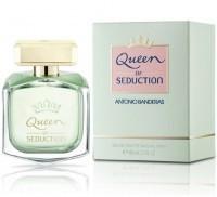 Perfume Antonio Banderas Queen Of Seduction Feminino 80ML
