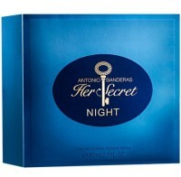 Perfume Antonio Banderas Secret Her Night Feminino 80ML