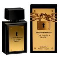 Perfume Antonio Banderas The Golden Secret Masculino 50ML