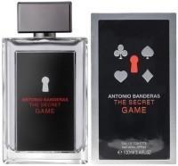Perfume Antonio Banderas The Secret Game Masculino 100ML no Paraguai