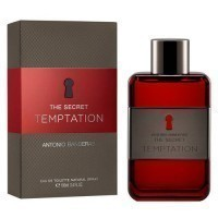 Perfume Antonio Banderas The Secret Temptation Masculino 100ML
