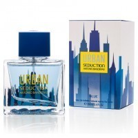 Perfume Antonio Banderas Urban Seduction Blue Masculino 100ML