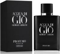 Perfume Giorgio Armani Acqua Di Gio Profumo Masculino 75ML no Paraguai