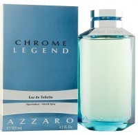 Perfume Azzaro Chrome Legend Masculino 125ML no Paraguai
