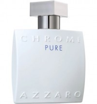 Perfume Azzaro Chrome Pure Masculino 100ML no Paraguai