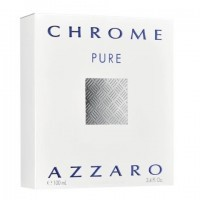 Perfume Azzaro Chrome Pure Masculino 100ML