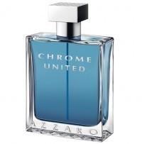 Perfume Azzaro Chrome United Masculino 50ML