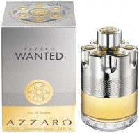 Perfume Azzaro Wanted Masculino 100ML no Paraguai