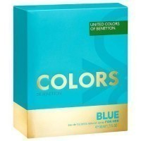 Perfume Benetton Colors de Benetton Blue Feminino 50ML