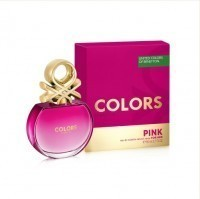 Perfume Benetton Colors de Benetton Pink Feminino 80ML