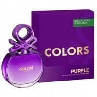 Perfume Benetton Colors de Benetton Purple Feminino 50ML