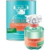 Perfume Benetton Open Your Mind Feminino 80ML